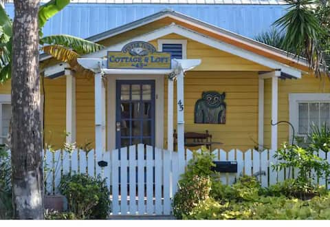 Oystertown Cottage/ Full House