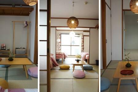 5min walk Shin-Osaka, 3beds 4 persons - Higashiyodogawa Ward, Osaka