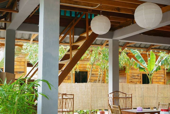 ZEN private bungalow 04 ,JIN resort - Krong Preah Sihanouk - Dom