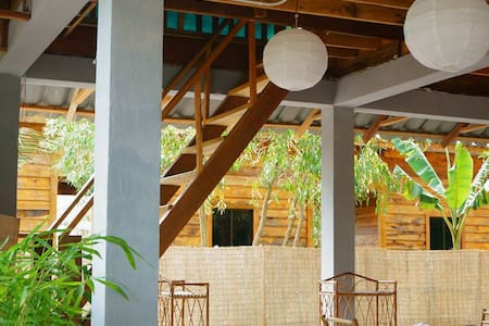 ZEN private bungalow 04 ,JIN resort - Krong Preah Sihanouk - 獨棟