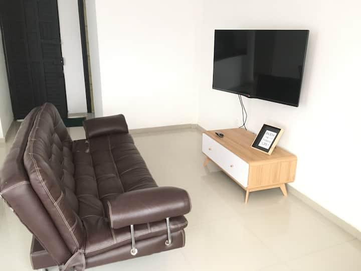 Confortable Apartamento Centro 6 personas
