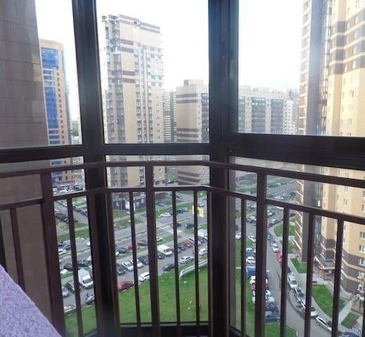 Аренда апартаментов в новом доме - Balashikha - Apartment