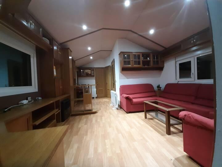 Habitación en la sierra Madrileña!