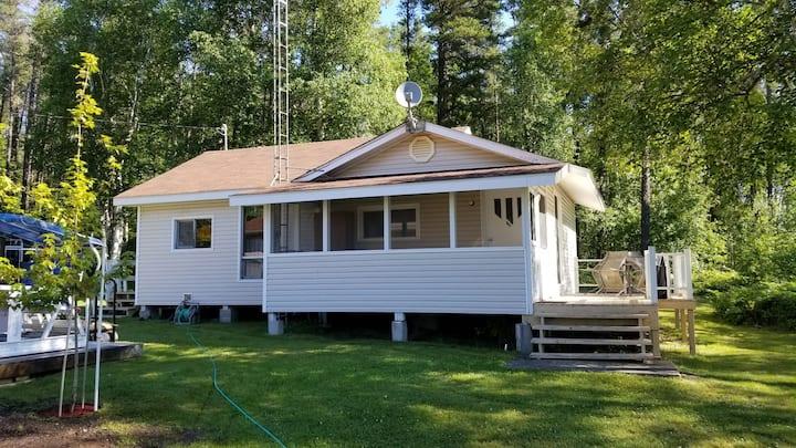 Mattagami Lake Cottage Northern Ontario