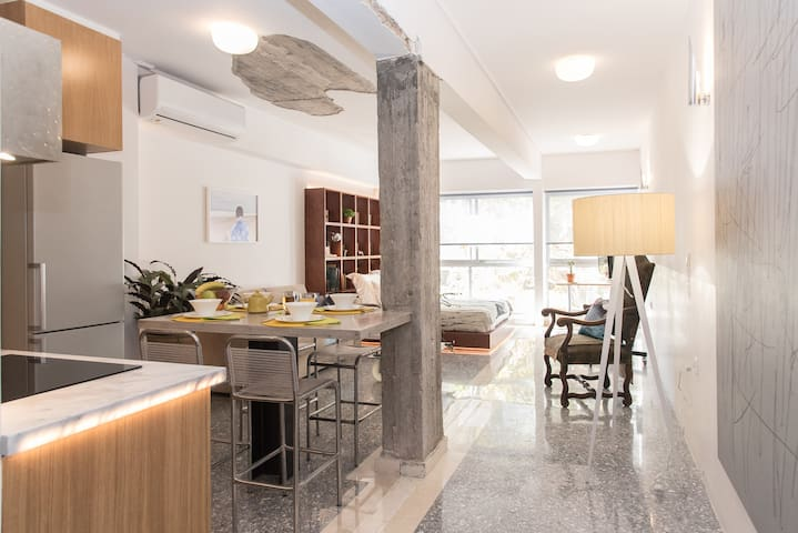 New Luxury Loft, Syntagma Historic Center - ALTHEA
