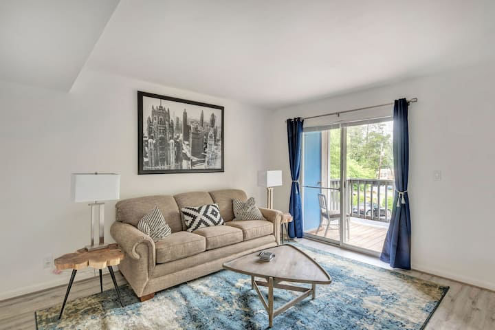 Barracks Rd Condo, Great spot for all JPJ events
