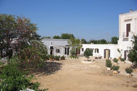 Charming house in masseria pugliese - Monopoli