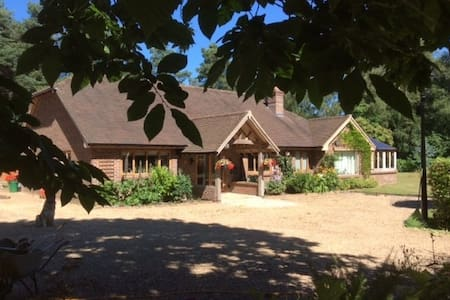 Private en-suite room own access in New Forest - Fordingbridge,