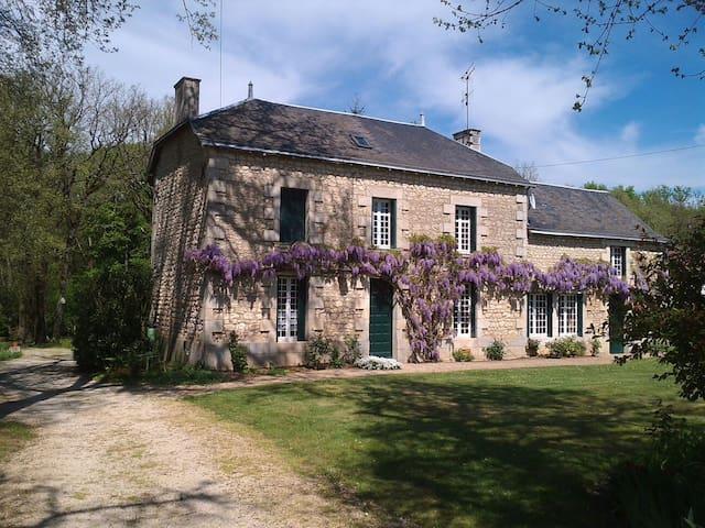 """Maison calme proche du futuroscope - Montamisé - Bed & Breakfast"