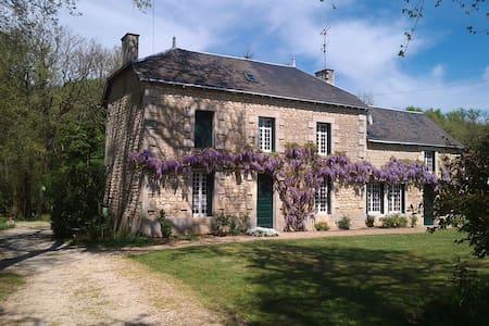 Maison calme proche du futuroscope - Montamisé