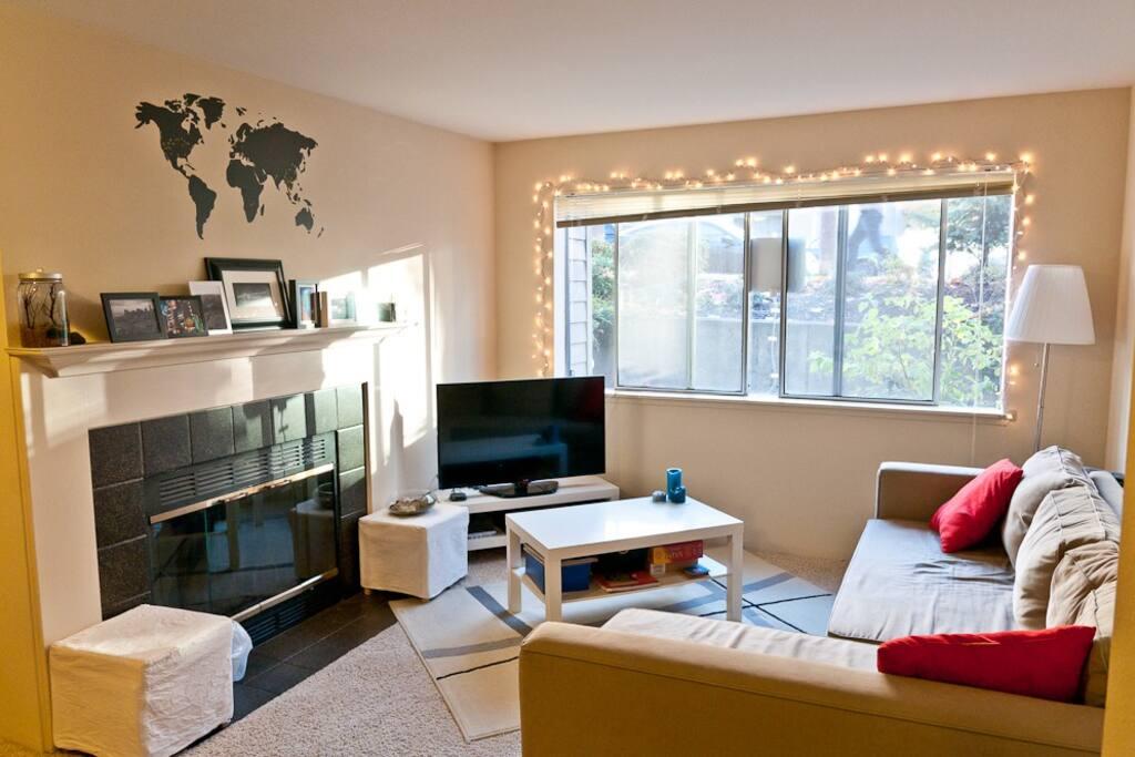 Bedroom Apartments Seattle U District