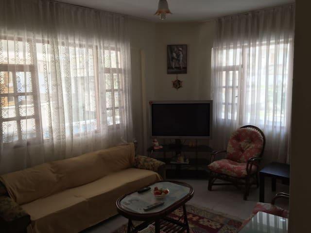 Flat in Sarımsaklı - sarimsakli - House