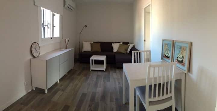 """Apartment """"El ÁLAMO"""""""