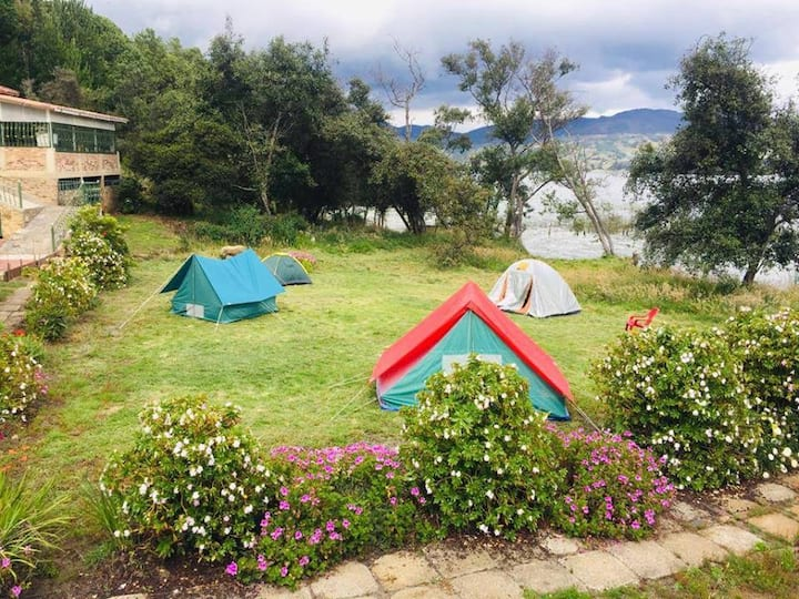 Camping Los Balcones