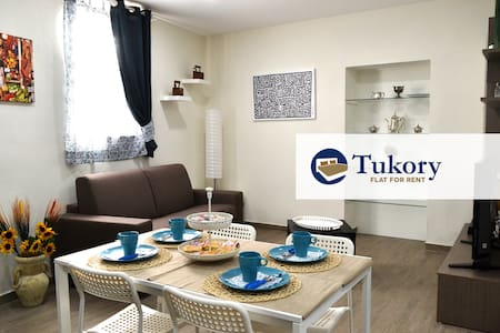 TUKORY - FLAT FOR RENT - Holyday in PALERMO