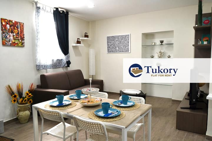 TUKORY - FLAT FOR RENT - City Center PALERMO