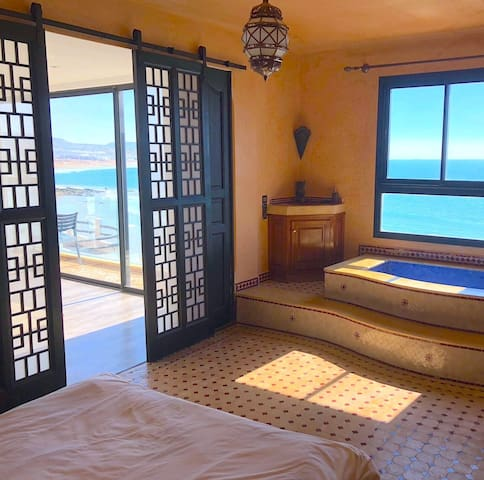 Bouad Taghazout Front Row Penthouse