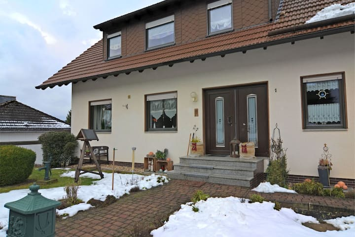 Beautiful Apartment in Diemelsee-Heringhausen with Garden