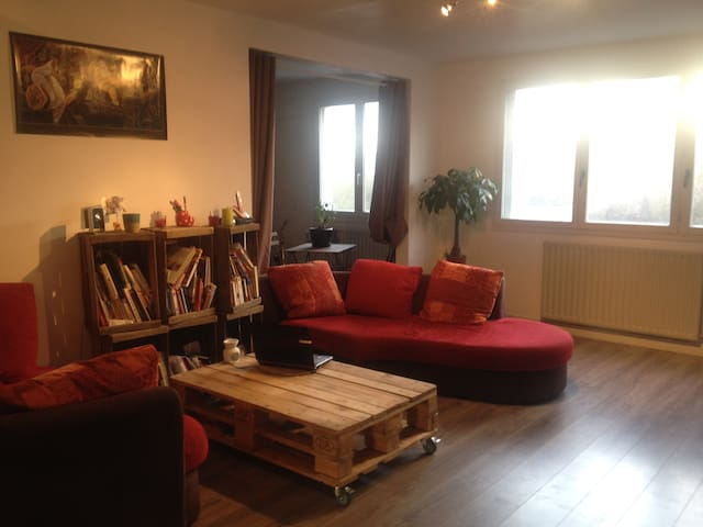 Appartement 70 m² 2 chambres