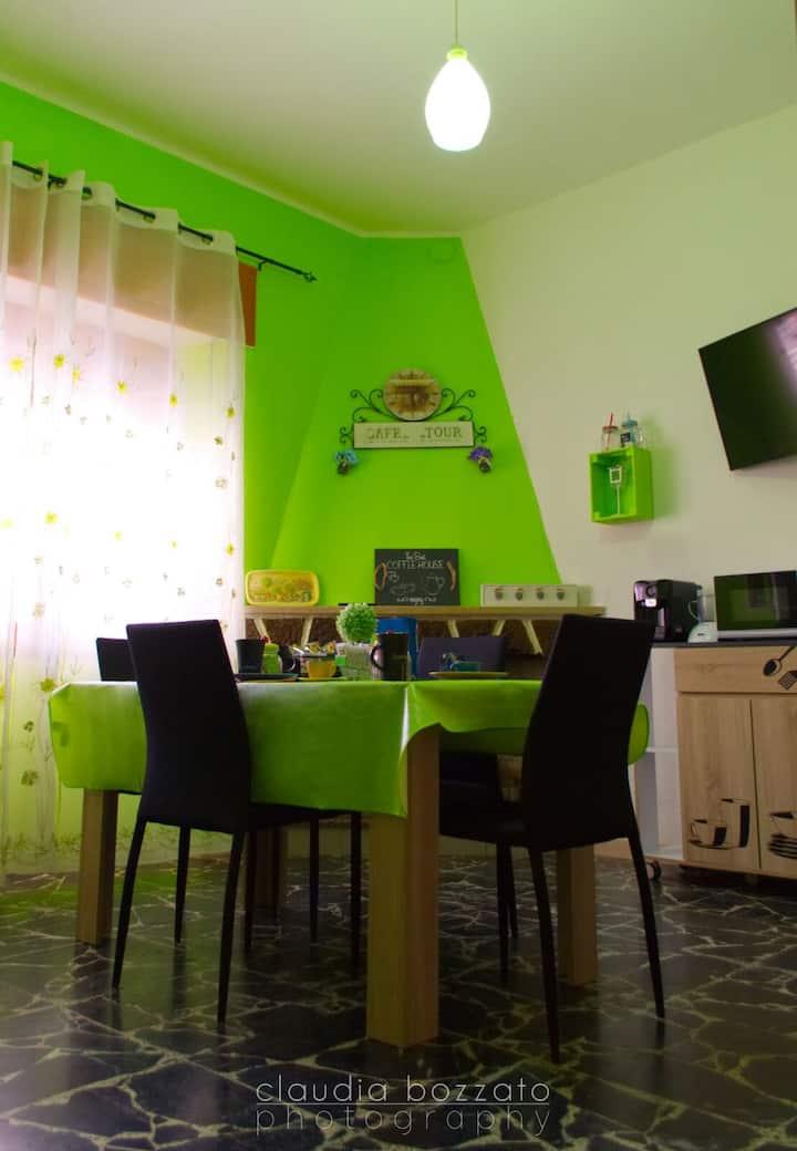 Domus Sandalia casa con 3 camere da letto