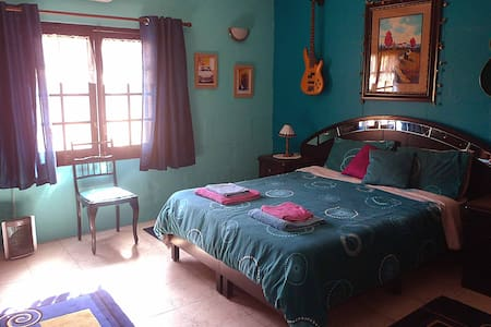 The Music Bedroom Gozo  ( Fantastic Island Views )
