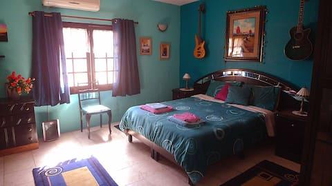 The Music Bedroom Gozo  ( Fantastic Island Views )