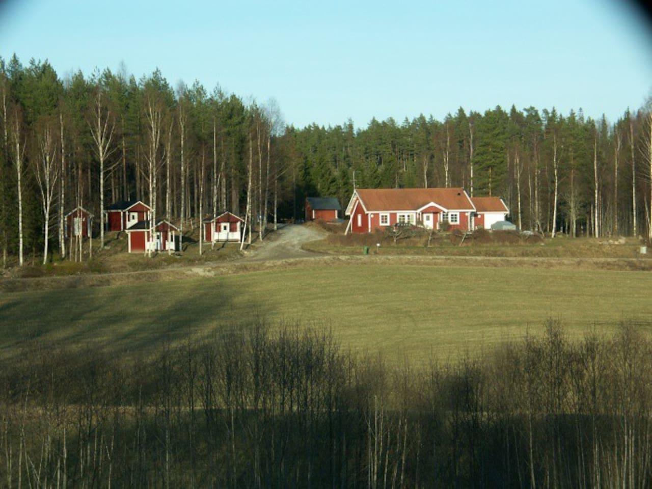 Hyra stuga/semesterhus - Ramsberg - satisfaction-survey.net