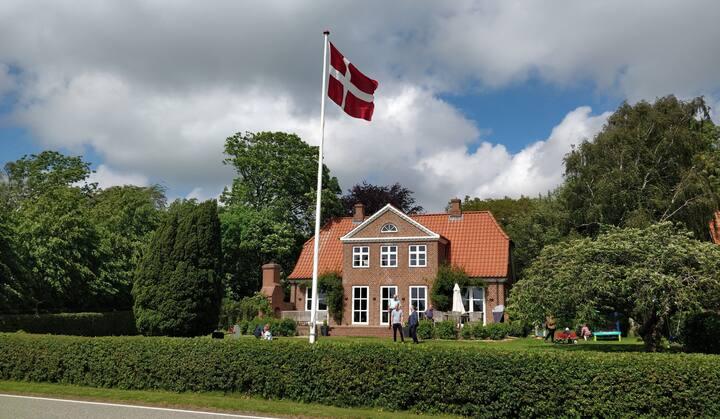 Stor unik villa med fantastisk udsigt
