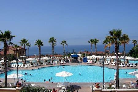 Prime Chairman Owner 2+2 Villa w Ocean Views - Newport Beach - Andelsboende