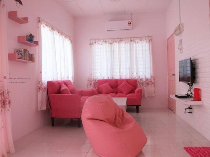 MILU Homestay 鹿儿民宿-Entire Home (Kuala Selangor)
