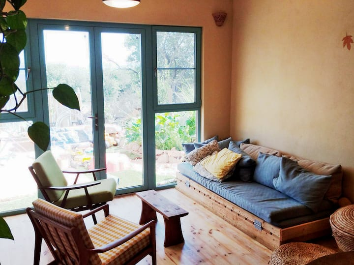 Authentic stay in the Galilee