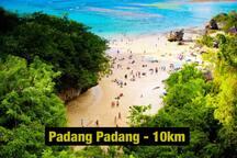 Padang Padang - 10km