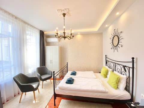 Budapest Eye Studio apartment with A/C