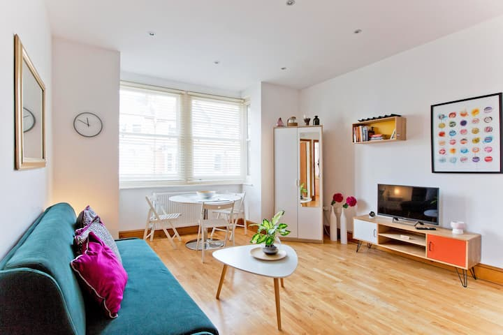 Comfortable 1 bed flat in Highbury BOOK for Summer