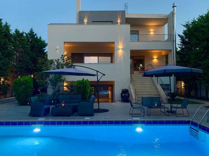Villa Pathos Luxury Holidays