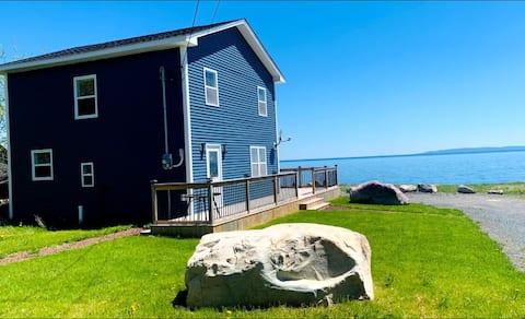 Modern Oceanfront Home