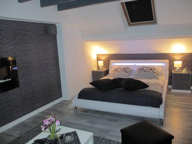chambre ZEN - La Chavanne