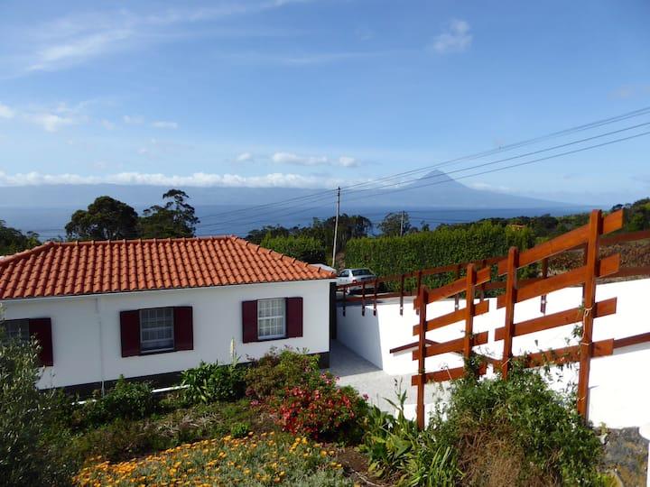 Azorean Cottage - São Jorge Island