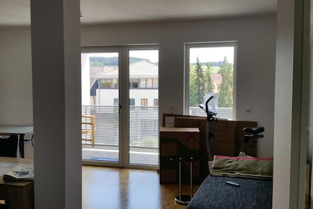1,5 Zimmer Wohnung - Mengkofen