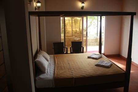 King Size Sea View Room @ Cherai-Munambam Beach - Kuzhuppilly