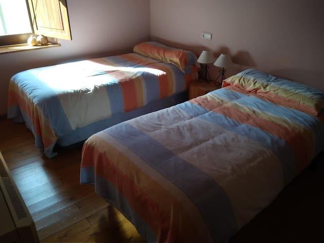 Primera planta. Dormitorio 3.