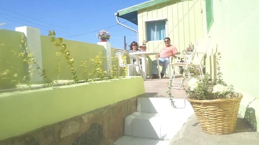 Casa Cerro Yungay Valparaiso Chile