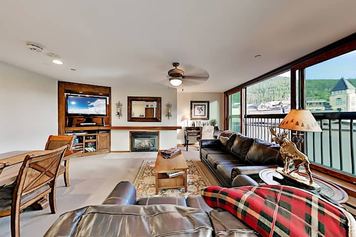 Vail Spa Condo w/ Pools & Big Views - Near Lifts!