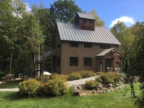 Birch Ledge Pensjonat - Cztery Sezon Maine Getaway