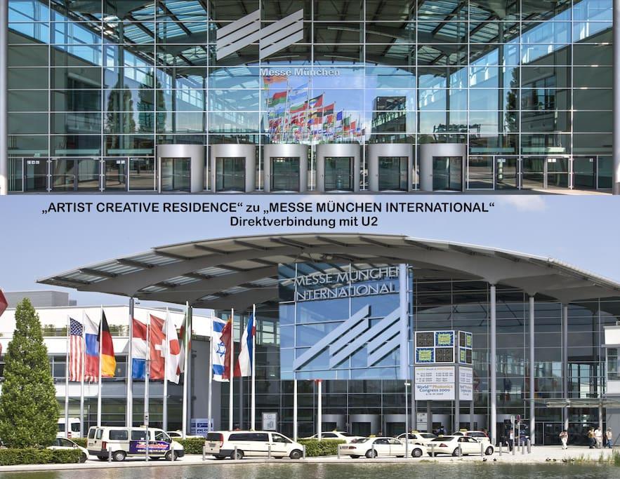 Internationale Messe München
