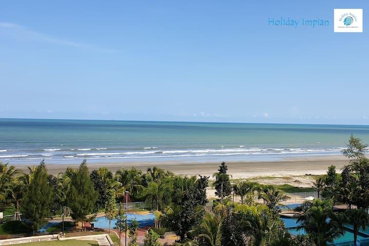 TimurBay Seafront & Beach Residence Kuantan
