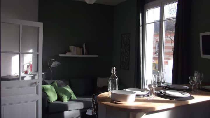 Appartement Cosy tout confort centre de Soissons