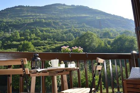 Precioso apartamento junto al río Garona