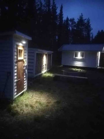 Northern lights Cabin - close to Ice Hotel