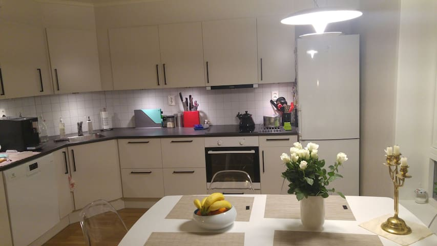 Nice apartment with great view - Bodø - Wohnung